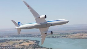 پرواز هواپیمای بوئینگ787