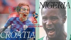 Croatia vs Nigeria 크로아티아 vs 나이지리아 | 2018 FIFA World Cup Russia