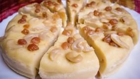 دستور تهیه نان پودینگ-سریع و راحت