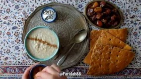 حلیم ایرانی و لذیذ