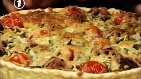 آشپزی - طرز تهیه پیتزای کوفته یی