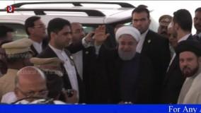 Dr. Hasan Rouhani President Of Iran To India  |  سفر دکتر حسن روحانی به ھند