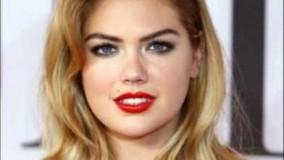 مدل موی متوسط برای صورت های گرد