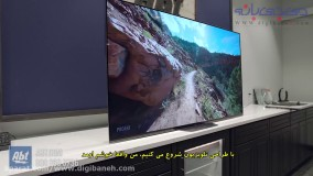 بررسی اجمالی تلویزیون سونی A8F