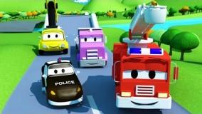کارتون ماشین های پلیس کارتون ماشین پلیس آپارات