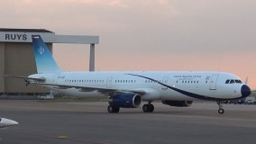 Islamic Republic of Iran Airbus A321 EP-AGB at Amsterdam Airport Schiphol (DutchPlaneSpotter)