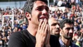 تصاوير دلخراش از مرگ هادي نوروزي كاپيتان با اخلاق پرسپوليس