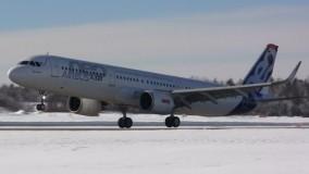 Airbus A321neo - Takeoff & Landing