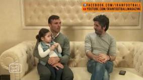 گفتگوی جالب و شنیدنی با سید جلال حسینی