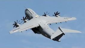 افت بیلان مالی ایرباس بدلیل مشکلات مربوط به هواپیماهای نظامی ای۴۰۰ام