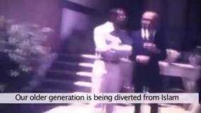 فیلمی دیدهنشده از دکتر علی شریعتی پس از آزادی از زندان