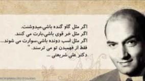 دکتر علی شریعتی, تشیع علوی, تشیع صفوی)