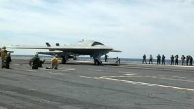 پرواز موفقیت آمیز جدیدترین هواپیماهای نظامی بدون...