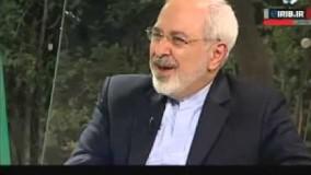 گفتگو با محمد جواد ظریف وزیر امور خارجه در برنامه شب آفتابی