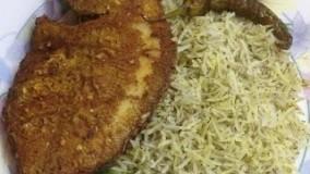 آشپزی مدرن- آموزش درست کردن سبزی پلو ماهی ویژه نوروز
