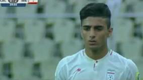 خلاصه بازی ایران و کاستاریکا در جام جهانی نوجوانان - صعود به مرحله بعد