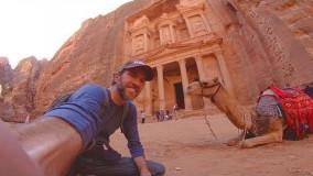 پترا اردن یکی از شگفت انگیز ترین مکان های دنیا