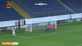 خلاصه بازی: ایران ۲-۰ شیلی