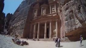 معرفی شهرهای عمان و پترا در اردن