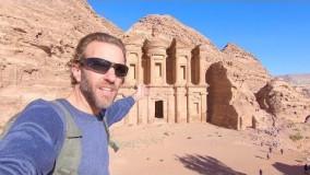 سفری به پترا،اردن