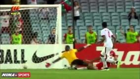 خلاصه بازی: قطر ۰-۱ ایران