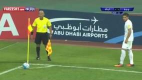 خلاصه بازی ایران-چین مقدماتی جام جهانی روسیه بازی رفت