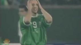 بازی ایران - ایرلند؛ پلیآف مقدماتی جام جهانی ۲۰۰۲ در تهران