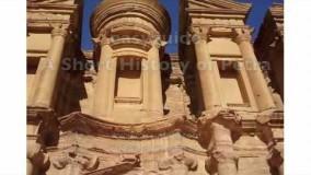 ویدیویی از شهر تاریخی پترا اردن