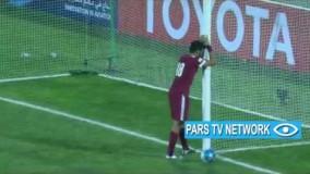 ایران و قطر مقدماتی جام جهانی 2018  ورزشگاه آزادی