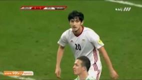 خلاصه بازی: روسیه - ایران / Iran vs Russia