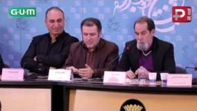 سوتی سیاسی حمید فرخ نژاد بُمب خنده نشست خبری گشت ارشاد دو