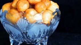 شیرینی ماه رمضان-تهیه  شیرینی بامیه ترکیه ای-دسر رمضان
