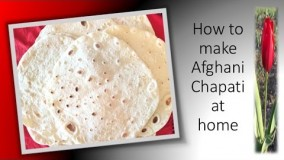 پخت نان-طرز  تهیه  نان  چپاتی خوشمزه