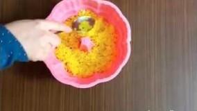 آشپزی آسان-تهیه برنج.قالبی