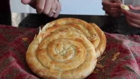 پخت نان-طرز تهیه خوشمزه ترین نان فتیر