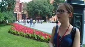 Spotlight of Moscow Free Tour Guide, Irina