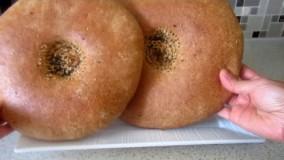 پخت نان-نان سبوس دار-مغذی و رژیمی