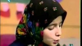 فیلمی از دوران کودکی 12سالگی لیلا حاتمی و لیلی رشیدی 