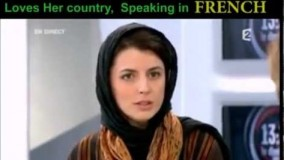 لیلا حاتمی و صحبت به چهار زبان دنیا-2