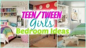 دکوراسیون اتاق خواب دخترانه مدرن