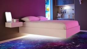دکوراسیون اتاق خواب دخترانه-41-دکوراسیون اتاق خواب دخترانه فانتزی