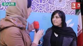 باران کوثری: من و حامد بهداد به واسطه رفاقتمان، دلسوز همدیگریم/درحاشیه اکران سد معبر