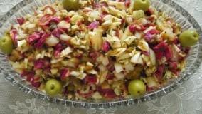 آشپزی ایرانی--سالاد ترشی