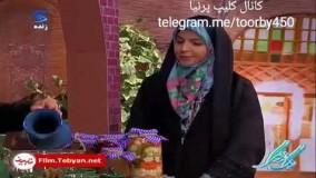 آشپزی ایرانی- طرز تهیه ترشی خرما