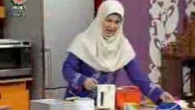 آشپزی ایرانی- مربای گردو و کیک مربایی