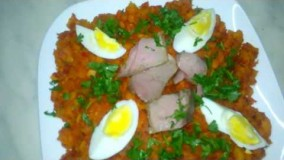 آشپزی ایرانی-تهیه ترشی بسیار خوشمزه