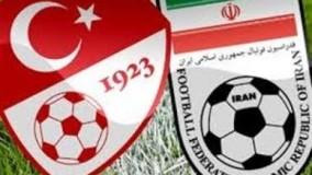 خلاصه بازی ترکیه 2   ایران 1