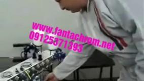 قیمت مواد فانتاکروم/فروش دستگاه فانتاکروم/رنگپاش کروم09125371393