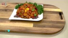 آشپزی ساده- سبزیجات بدون گوشت و رژیمی