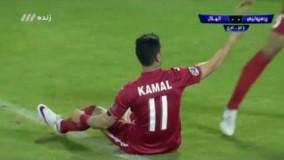 پخش زنده بازی پرسپولیس الجزیره امارات